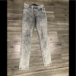 Express Denim Legging High Rise Jean